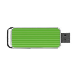 Lines pattern Portable USB Flash (Two Sides)