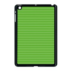 Lines pattern Apple iPad Mini Case (Black)