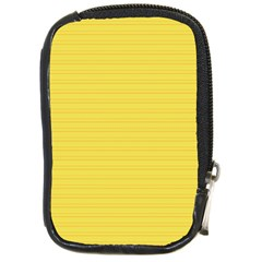 Lines pattern Compact Camera Cases