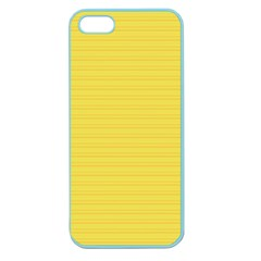 Lines pattern Apple Seamless iPhone 5 Case (Color)