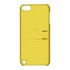 Lines pattern Apple iPod Touch 5 Hardshell Case with Stand