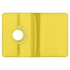 Lines pattern Kindle Fire HDX Flip 360 Case