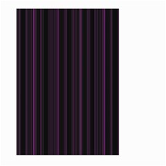 Lines pattern Large Garden Flag (Two Sides)