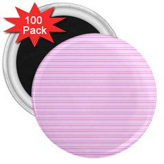 Lines pattern 3  Magnets (100 pack)