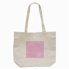 Lines pattern Tote Bag (Cream)