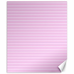 Lines pattern Canvas 8  x 10