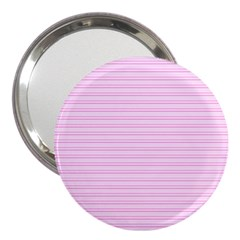 Lines pattern 3  Handbag Mirrors