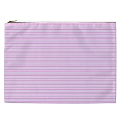 Lines pattern Cosmetic Bag (XXL)
