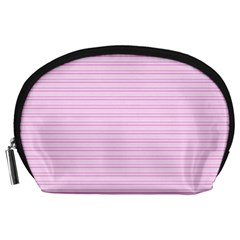 Lines pattern Accessory Pouches (Large)