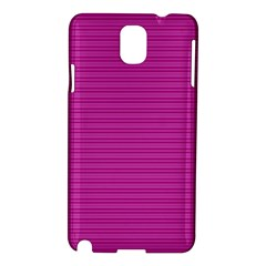 Lines pattern Samsung Galaxy Note 3 N9005 Hardshell Case