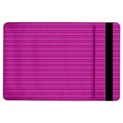 Lines pattern iPad Air 2 Flip