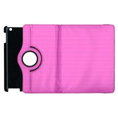 Lines pattern Apple iPad 3/4 Flip 360 Case