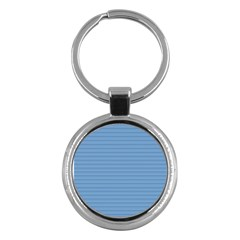 Lines pattern Key Chains (Round)