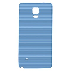 Lines pattern Galaxy Note 4 Back Case