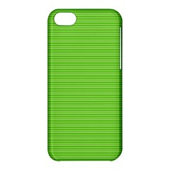 Lines pattern Apple iPhone 5C Hardshell Case