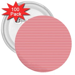 Lines pattern 3  Buttons (100 pack)