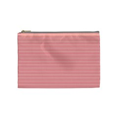 Lines pattern Cosmetic Bag (Medium)