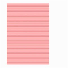 Lines pattern Small Garden Flag (Two Sides)