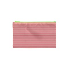 Lines pattern Cosmetic Bag (XS)
