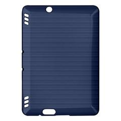 Lines pattern Kindle Fire HDX Hardshell Case