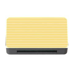 Lines pattern Memory Card Reader with CF