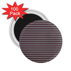 Lines pattern 2.25  Magnets (100 pack)