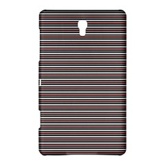 Lines pattern Samsung Galaxy Tab S (8.4 ) Hardshell Case
