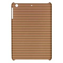 Lines pattern Apple iPad Mini Hardshell Case