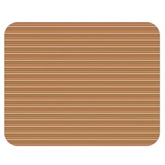 Lines pattern Double Sided Flano Blanket (Medium)