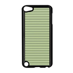 Lines pattern Apple iPod Touch 5 Case (Black)