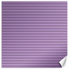 Lines pattern Canvas 20  x 20