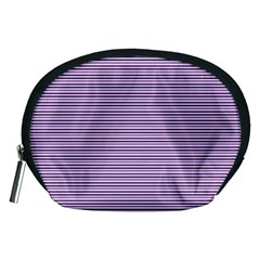 Lines pattern Accessory Pouches (Medium)