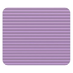 Lines pattern Double Sided Flano Blanket (Small)