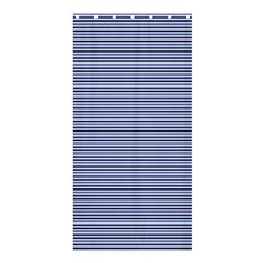 Lines pattern Shower Curtain 36  x 72  (Stall)