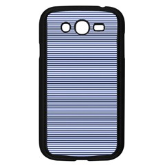 Lines pattern Samsung Galaxy Grand DUOS I9082 Case (Black)