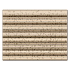 Lines pattern Rectangular Jigsaw Puzzl