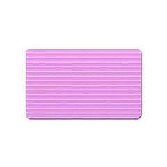 Lines pattern Magnet (Name Card)