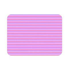 Lines pattern Double Sided Flano Blanket (Mini)