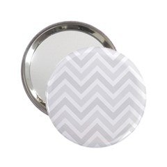 Zigzag  Pattern 2 25  Handbag Mirrors