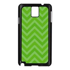 Zigzag  pattern Samsung Galaxy Note 3 N9005 Case (Black)