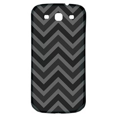 Zigzag  pattern Samsung Galaxy S3 S III Classic Hardshell Back Case