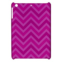 Zigzag  pattern Apple iPad Mini Hardshell Case