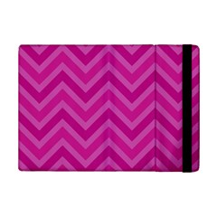 Zigzag  pattern iPad Mini 2 Flip Cases