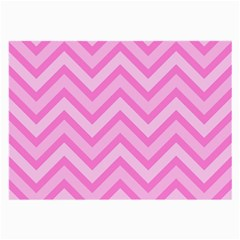 Zigzag  pattern Large Glasses Cloth