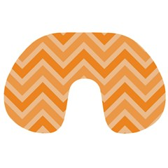 Zigzag  pattern Travel Neck Pillows