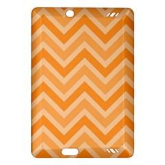 Zigzag  pattern Amazon Kindle Fire HD (2013) Hardshell Case