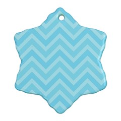 Zigzag  pattern Ornament (Snowflake)