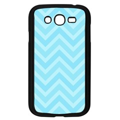 Zigzag  pattern Samsung Galaxy Grand DUOS I9082 Case (Black)