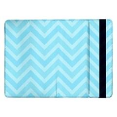 Zigzag  pattern Samsung Galaxy Tab Pro 12.2  Flip Case