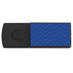 Zigzag  pattern USB Flash Drive Rectangular (4 GB)
